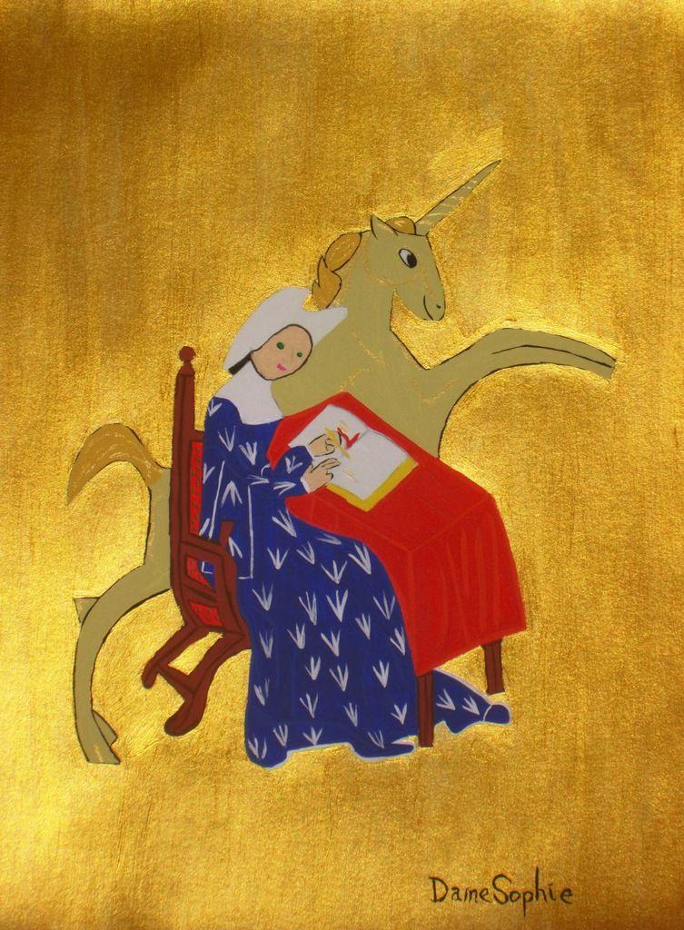 Logo Dame Sophie
