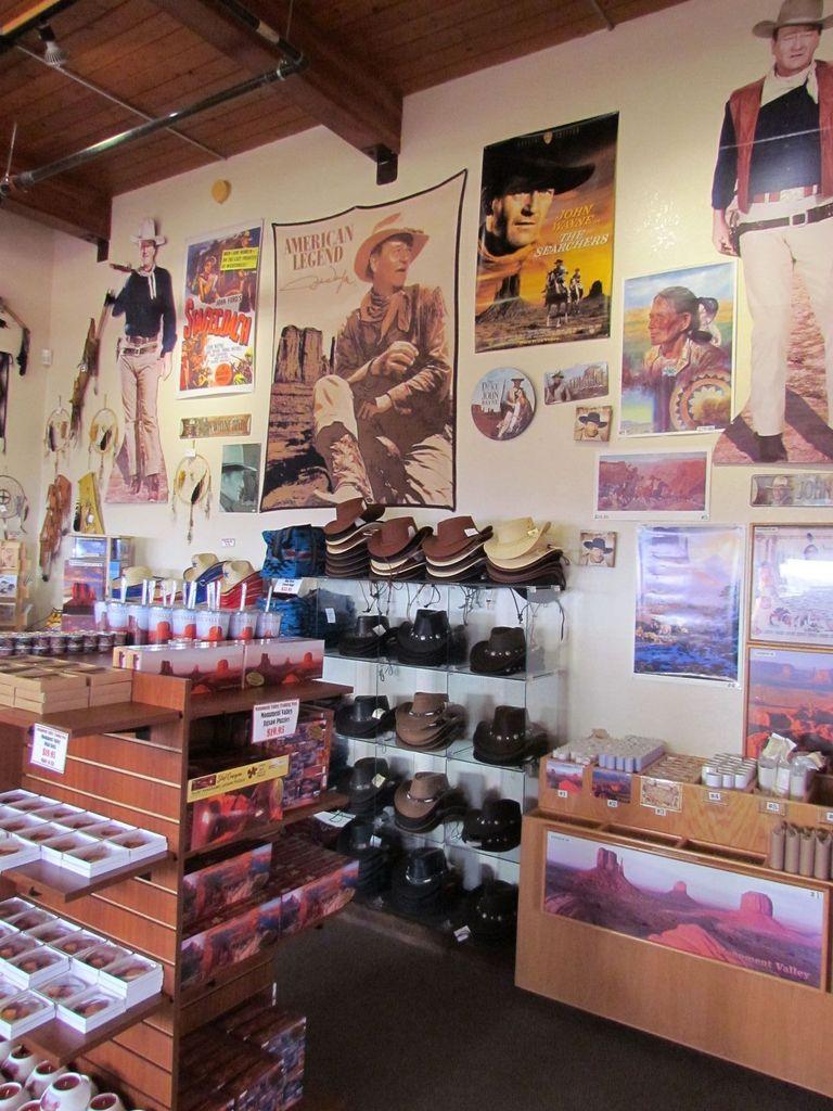 Boutique Souvenir au Visitor Center