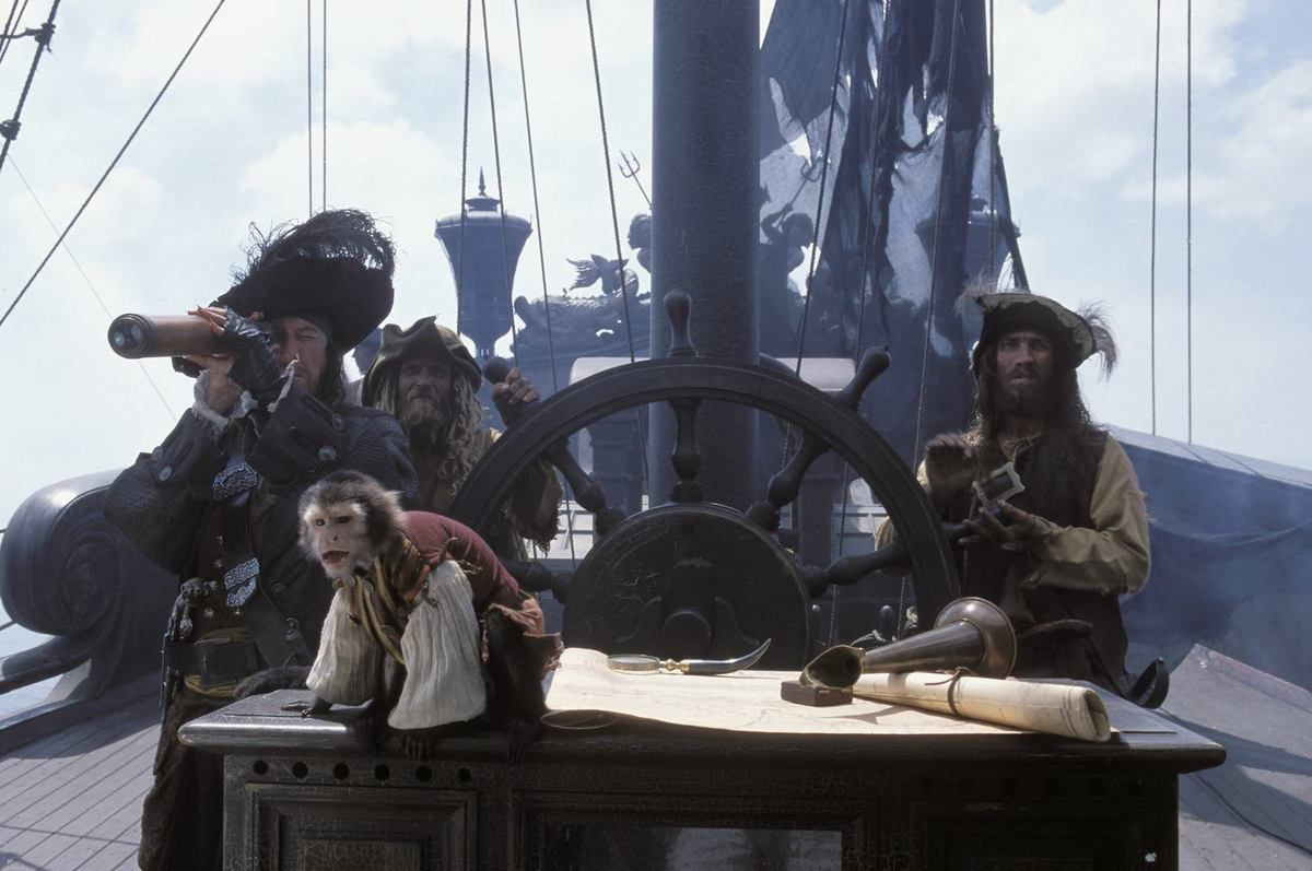 crédit photo Pirates of the Caribbean