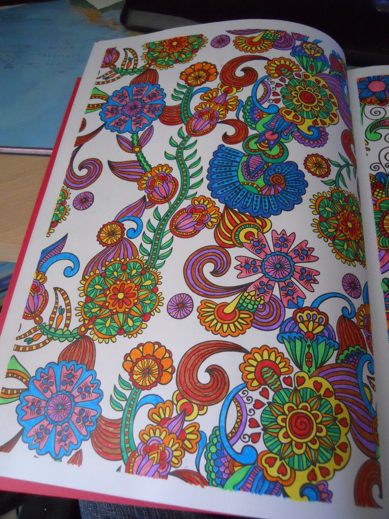 100 coloriage anti stress blog