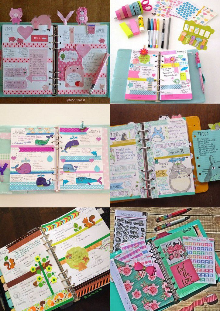 Inspirations Planners!