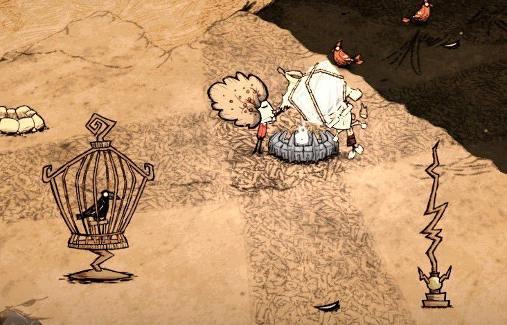Geekerie : Don't Starve Together