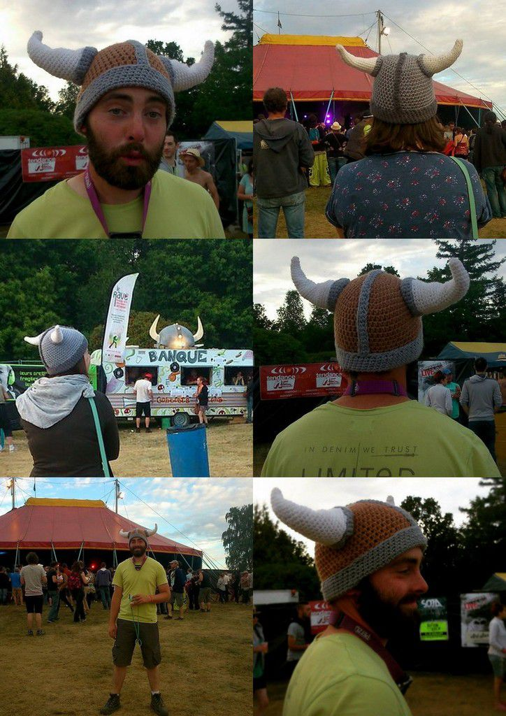 Bonnet Viking!
