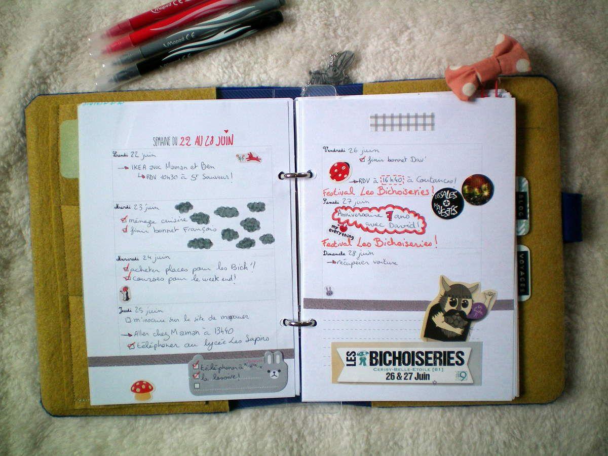 [Planner #5]