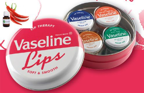 Astuce n°5 : C'est le même procédé que pour l'astuce n°3 Vaseline mais au lieu de l'huile essentielle de menthe poivrée on remplace par de l'huile essentielle de piment. Drôle d'astuce n'est pas ? Et bien sachez  que c'est ce que l'on trouve en général dans les gloss re-pulpant vendu hors de prix sur le marché. J'ai déjà testé ce type de gloss notamment le lip fusion je vous en parle dans la prochaine astuce.