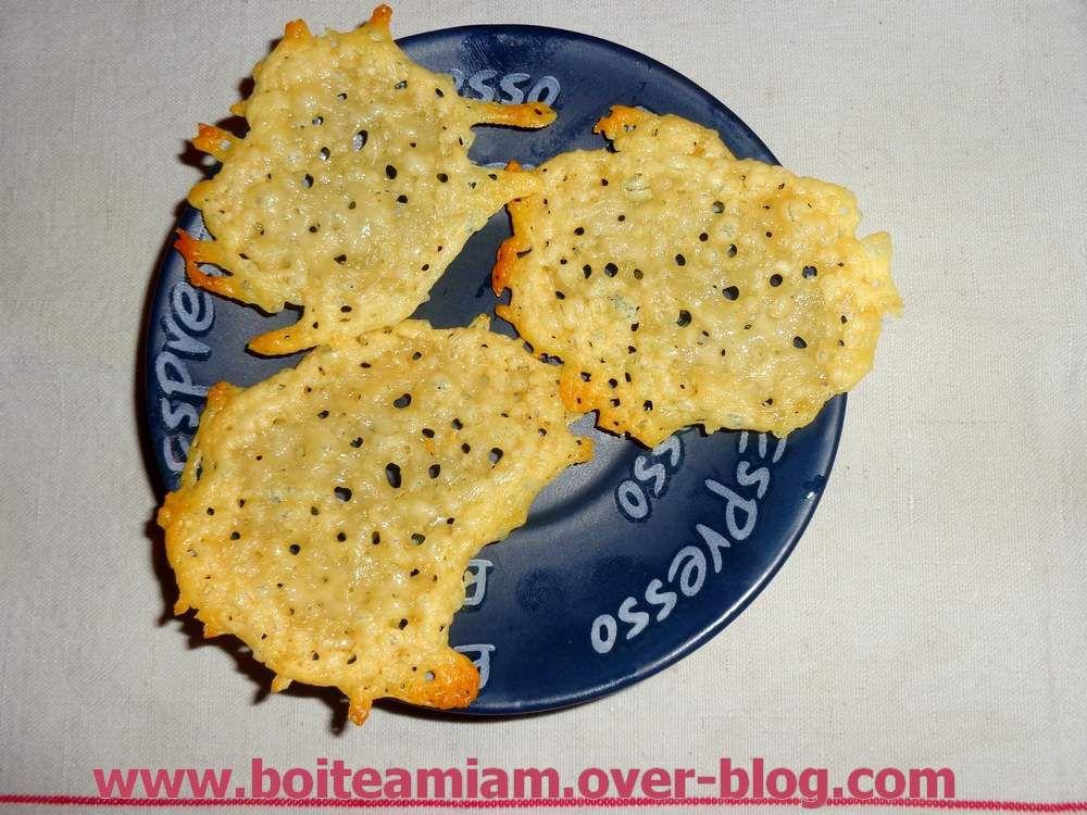 Des chips à trous tout ce qu'il y a de plus croustillant !