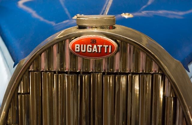 La Cité de l'Automobile et sa collection de Bugatti