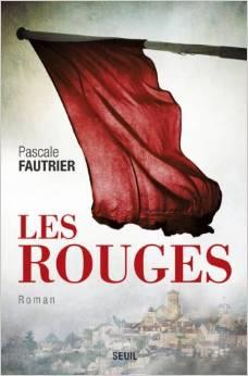 Les Rouges, de Pascale Fautrier