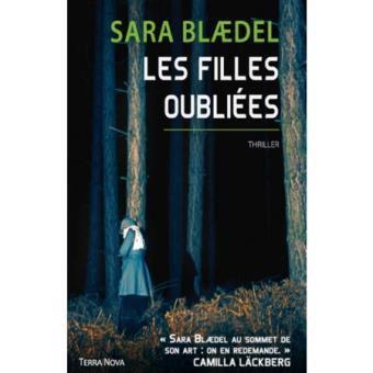 Les filles oubliées, de Sara Blædel