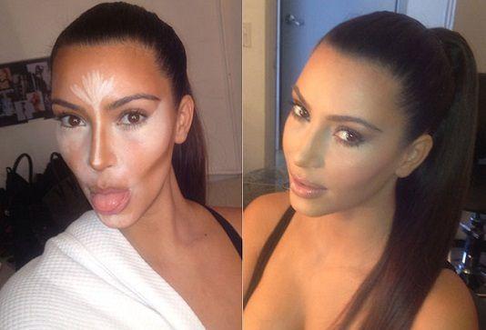 Le secret beauté de Kim.K