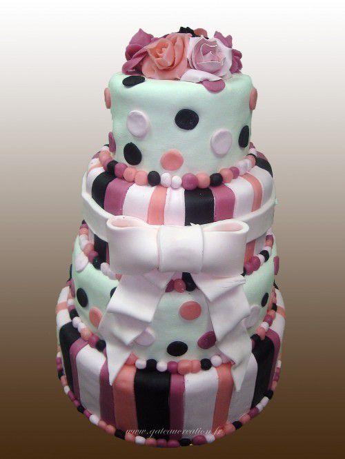 Miam, le gâteau...
