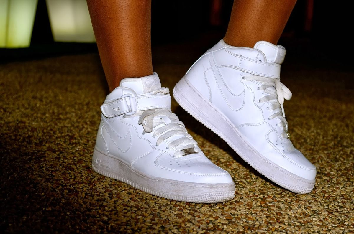 Tendance Nike Air Force