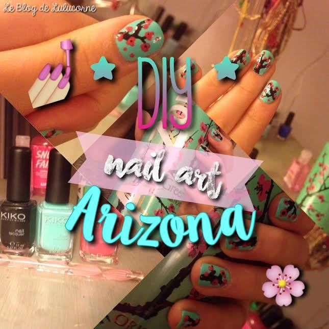 DIY manucure Arizona ! �