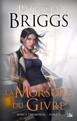 Mercy Thompson, Patricia Briggs