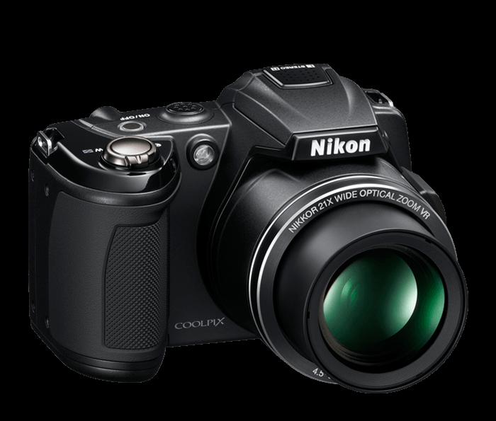 Nikon L120 - La fotocamera di mia moglie (io non ne posseggo...)