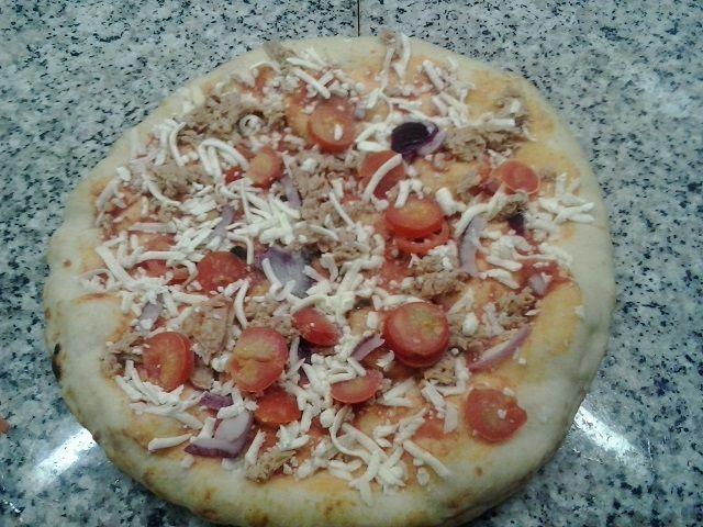 Pizza surgelata &quot&#x3B;La Verace Tonno e Cipolla&quot&#x3B; - Di Italpizza, da Esselunga