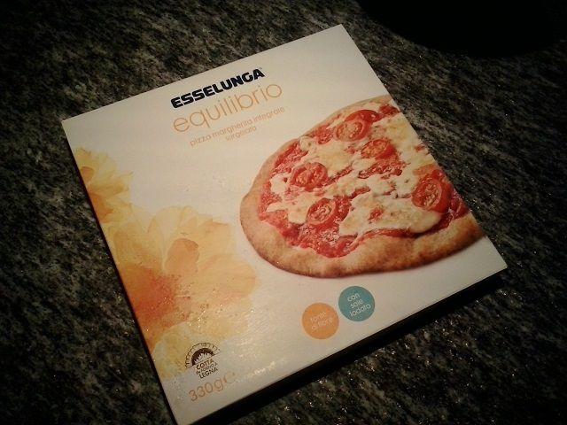 Pizza margherita integrale surgelata&quot&#x3B;Equilibrio&quot&#x3B; di Esselunga