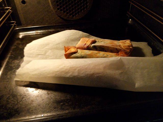 Come utilizzare la pasta fillo Elakis - Altre tre proposte con gamberi, spinaci, formaggio o prosciutto cotto