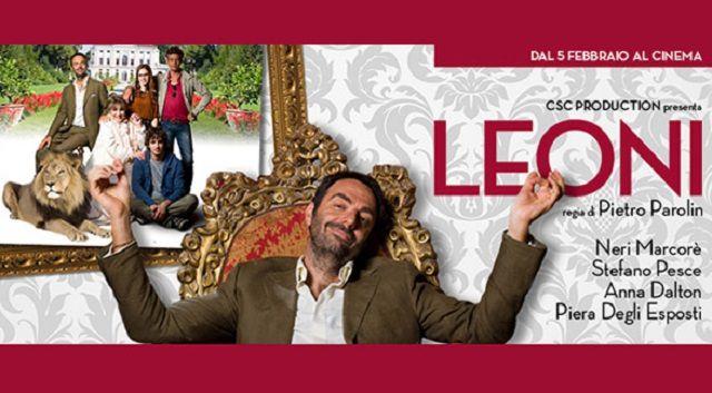 Leoni - (Pietro Parolin, 2015) - Recensione - Con Neri Marcorè, Piera Degli Esposti, Stefano Pesce, Anna Dalton, Antonio Pennarella