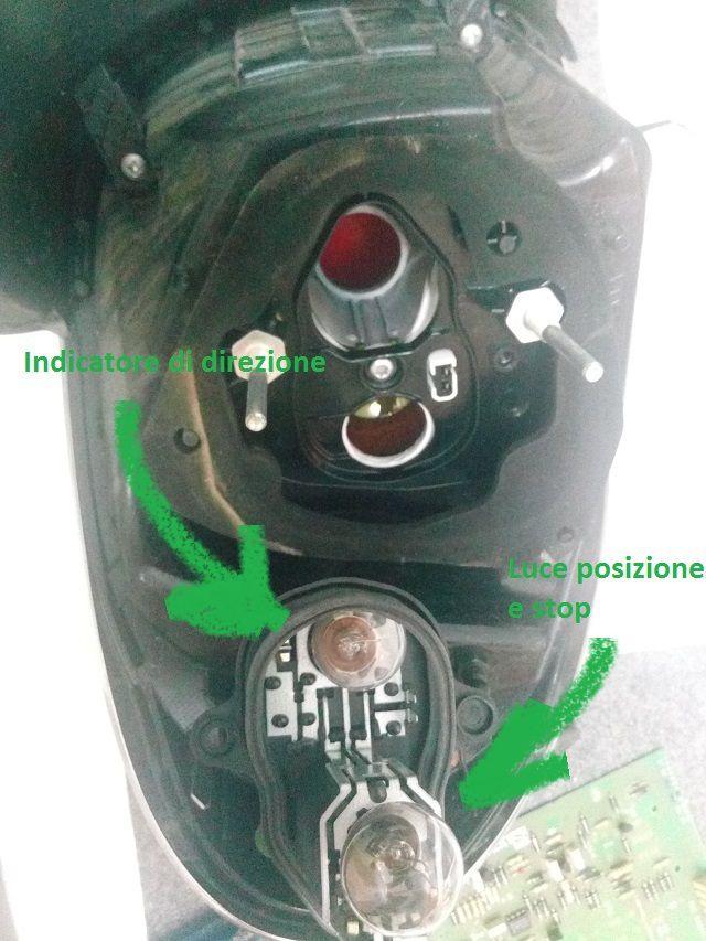 Come sosuire le luci di stop, di posizione o delle frecce del ... on