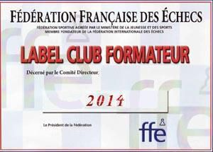 le diplome officiel arrive ...