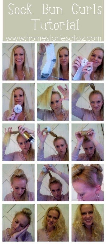 Ce boucler les cheveux # technique 3