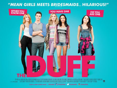 the duff un film qui fait du bien la blogueuse dreaming. Black Bedroom Furniture Sets. Home Design Ideas