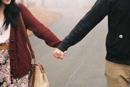 La pensée d'Élisa: Etre en couple