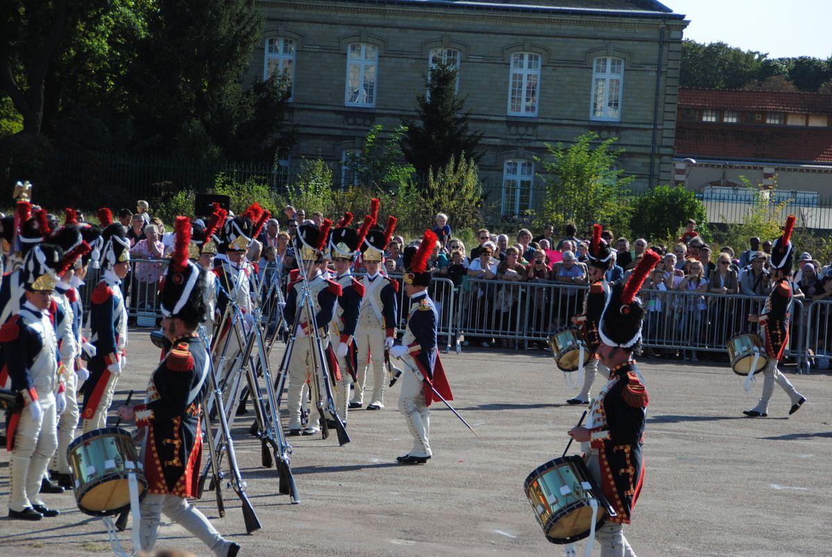 Grenadiers de l'empereur - Batterie napoléonienne