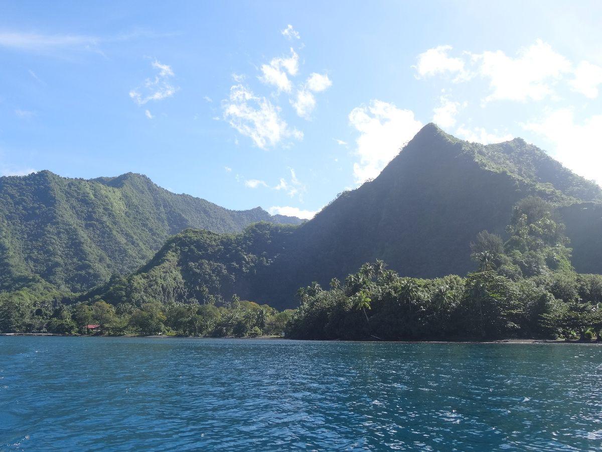 Vacances juillet 2015 Tahiti