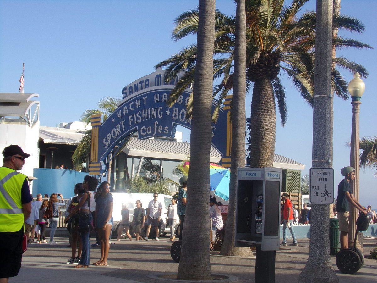 Beverly Hills et Santa Monica