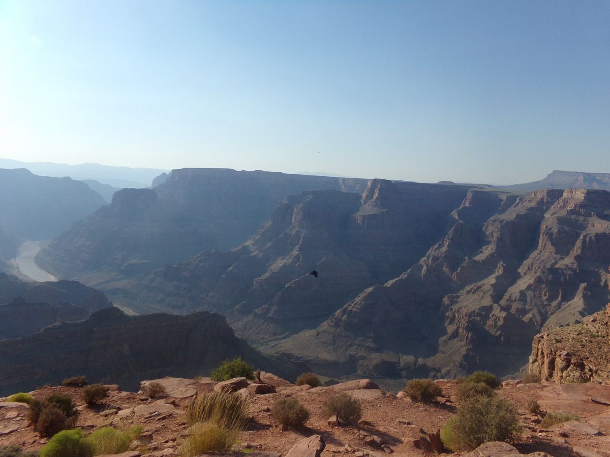 Direction Le Grand Canyon