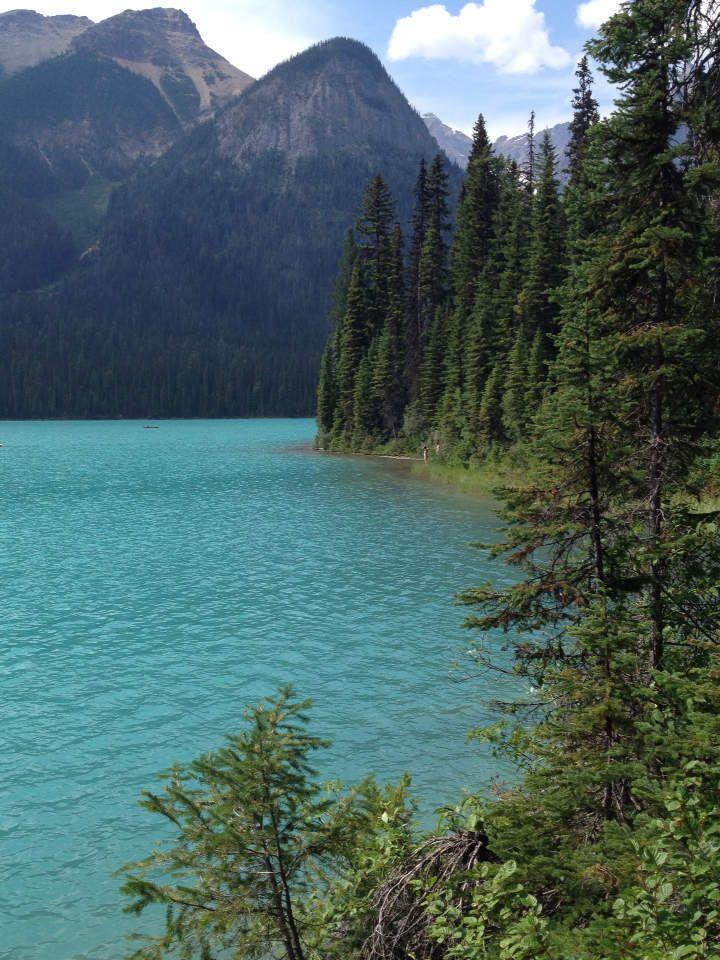 Emerald Lake et Takakkaw Falls
