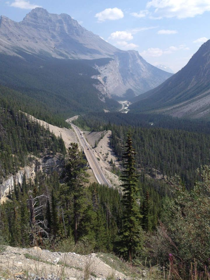 Icefields Parkway (6 photos)
