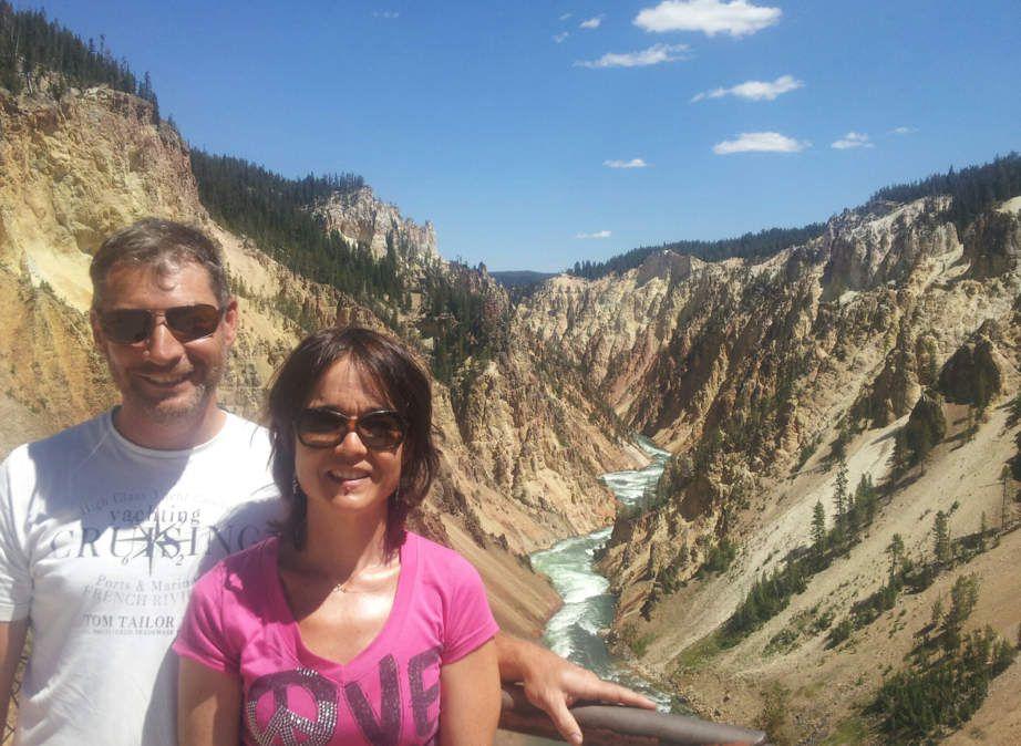 Yellowstone jour 3