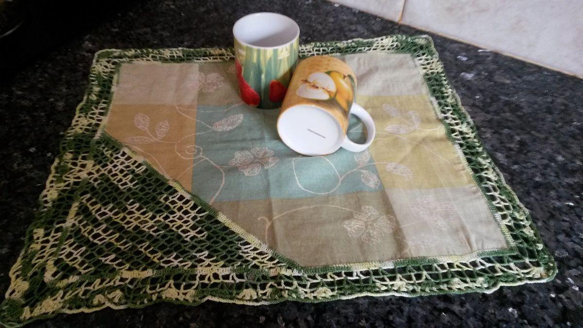 Tissu et crochet 2