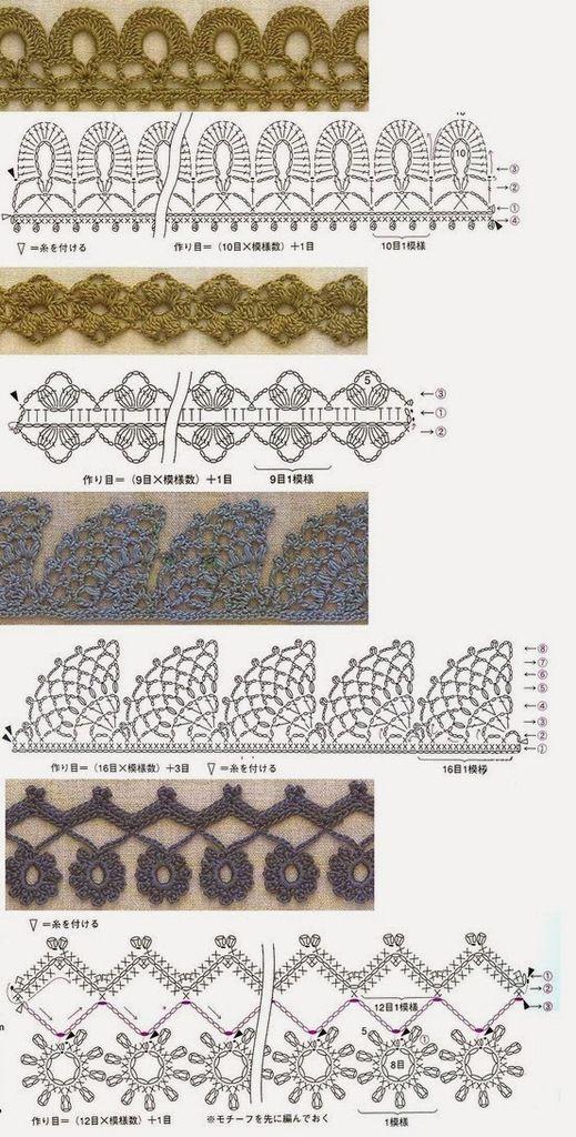 des bordures g n resement offertes 49 crochet d 39 amour. Black Bedroom Furniture Sets. Home Design Ideas