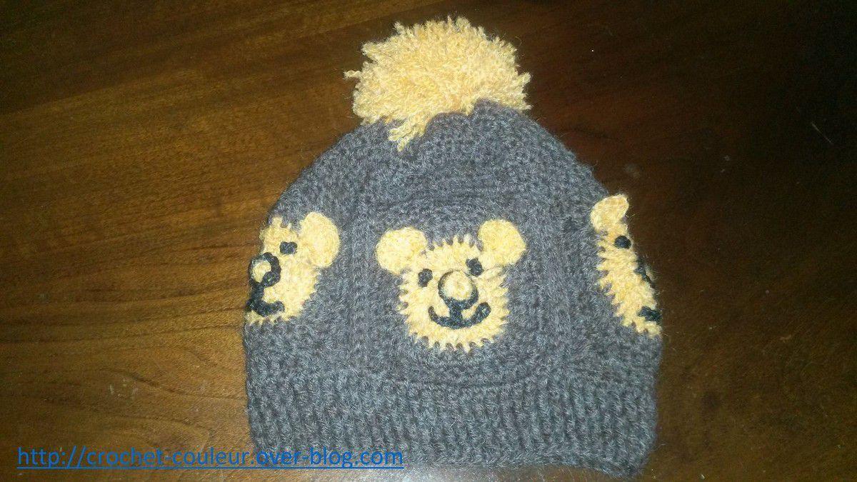 Le chapeau ours