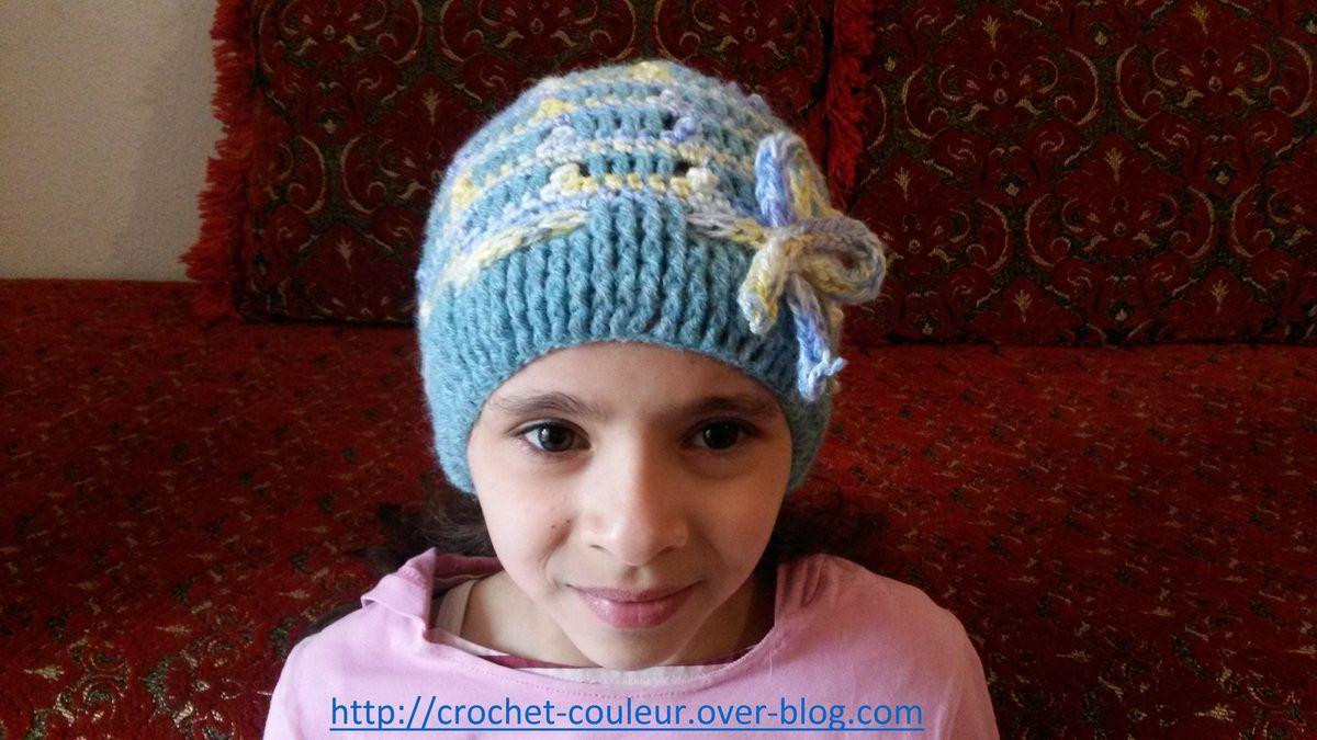 Les bonnets  d'Elissa 2