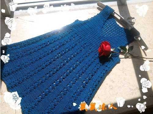 Robes au crochet  20 // 1