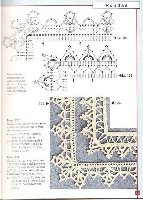 Crochet et tissu 41