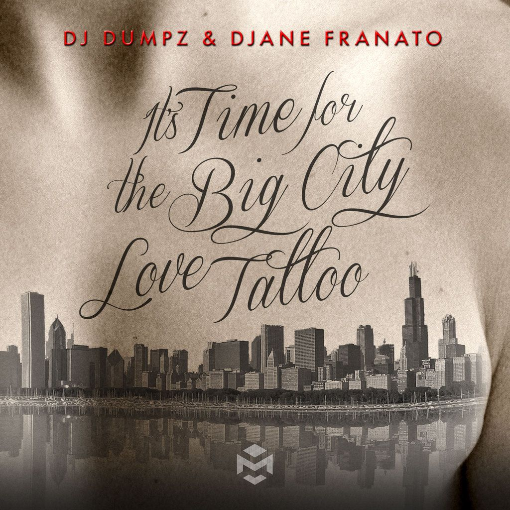 DJDumpz - Its Time for the Big City Love Tattoo (Jordin Sparks vs Mattafix vs I Dragons vs  BEP vs Jessie)