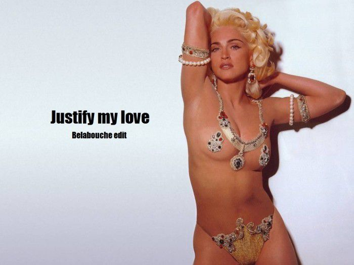 Madonna - Justify my love (Belabouche edit)