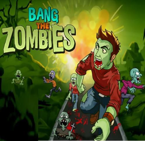 Bang Zombies - Jeu Flash
