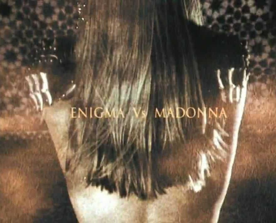 Enigma Vs Madonna - † The Enigma Within (Robin Skouteris Mix)