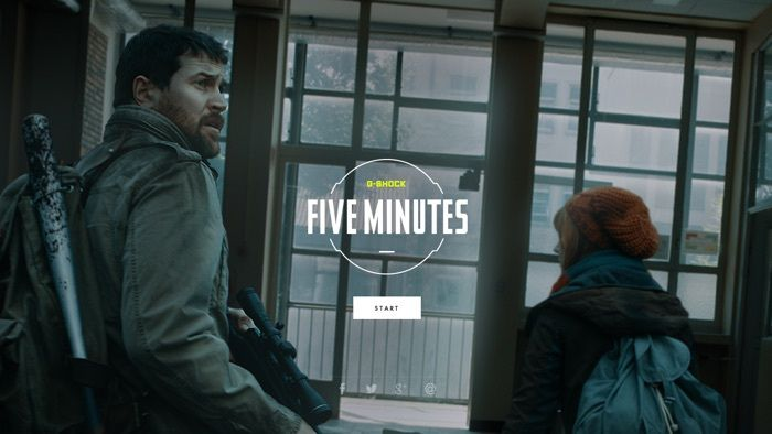 Five Minutes - Jeu Flash