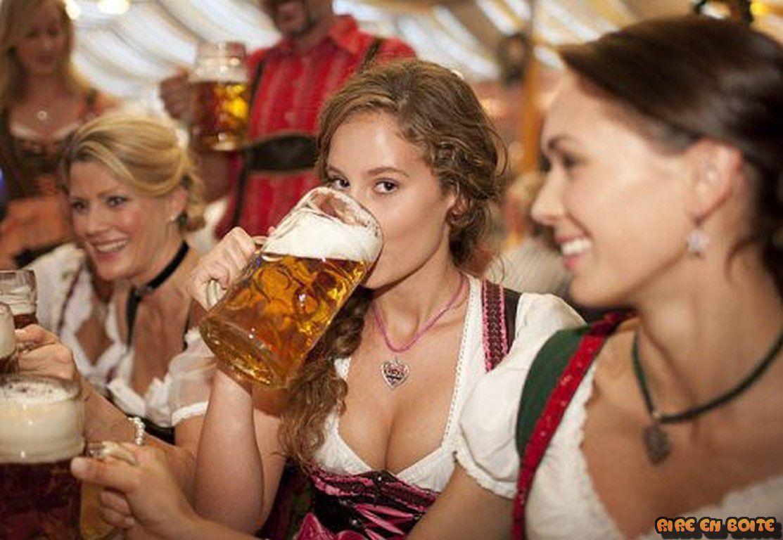 Pourquoi aime-t-on autant l'Oktoberfest?