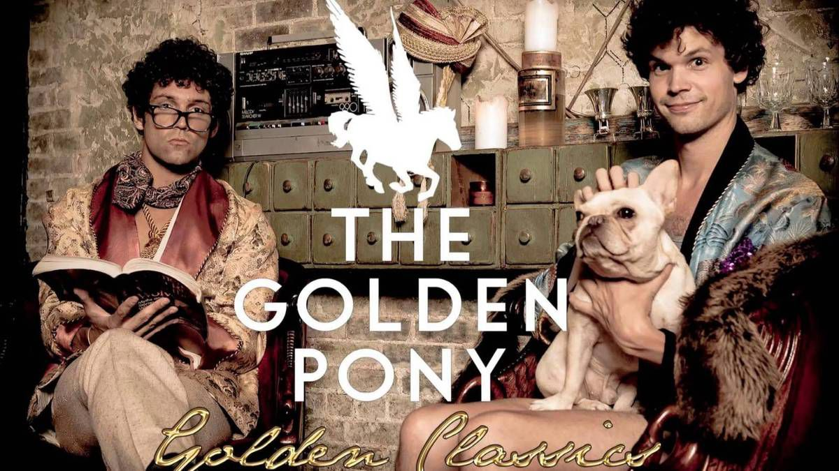 Simon &amp&#x3B; Garfunkel - The Sound Of Silence (The Golden Pony Remix)