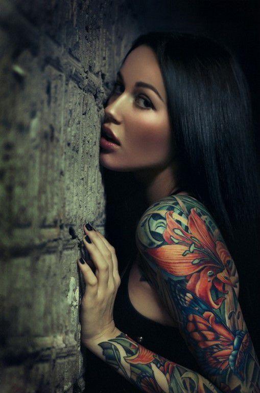 Tatouées et sexy #3
