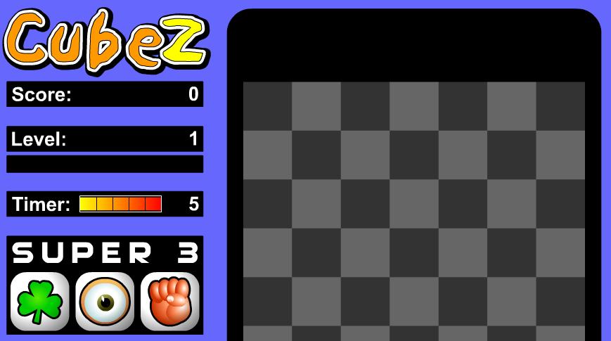 CubeZ - Jeu Flash